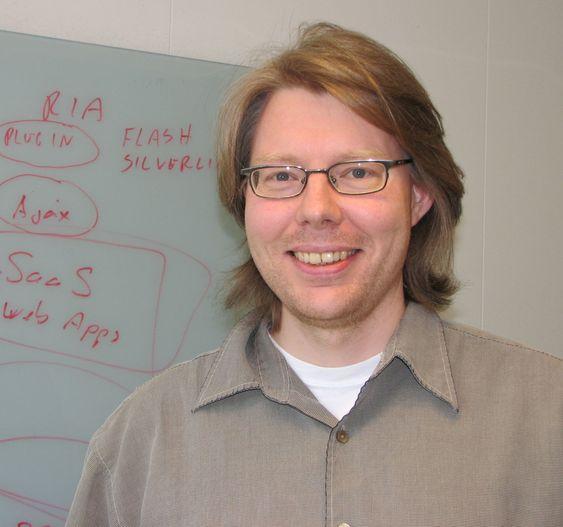 Rune Zakariassen i Microsoft Norge.