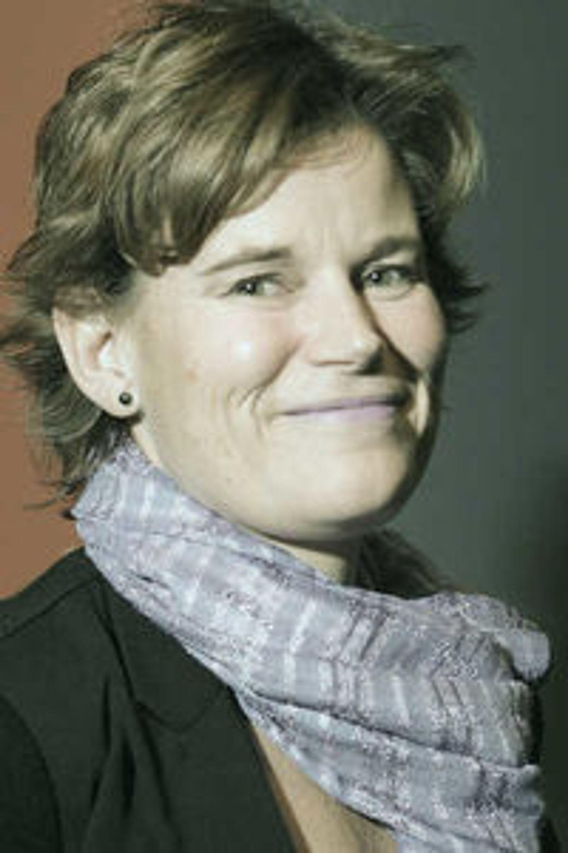 Innovasjonsdirektør Kirsti Kierulf i Accenture Norge sier de arbeider hardt hver dag for å leegge til rette for spennende karrieremuligheter for kvinner.