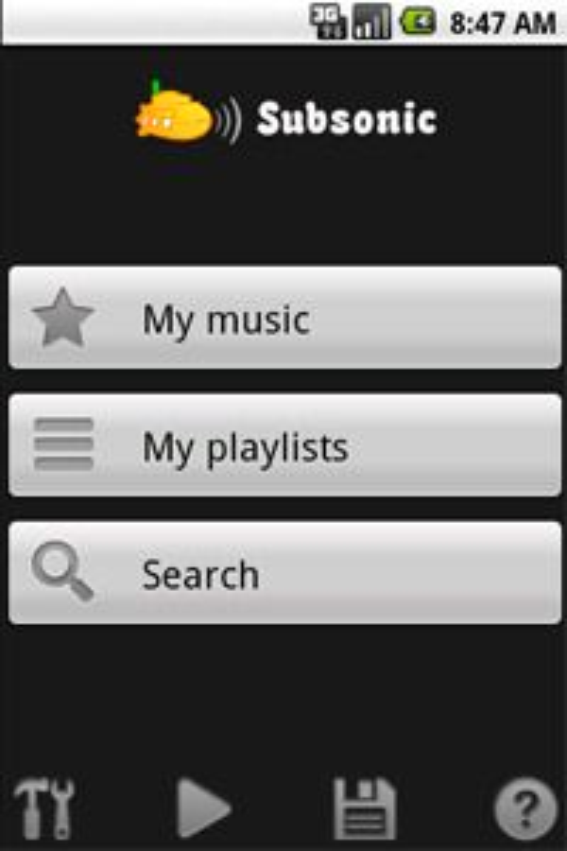 Android-versjonen av musikkstreaming-klienten Subsonic er blant utvalgte prosjekter som Google nå vil premiere med en gratis mobiltelefon.