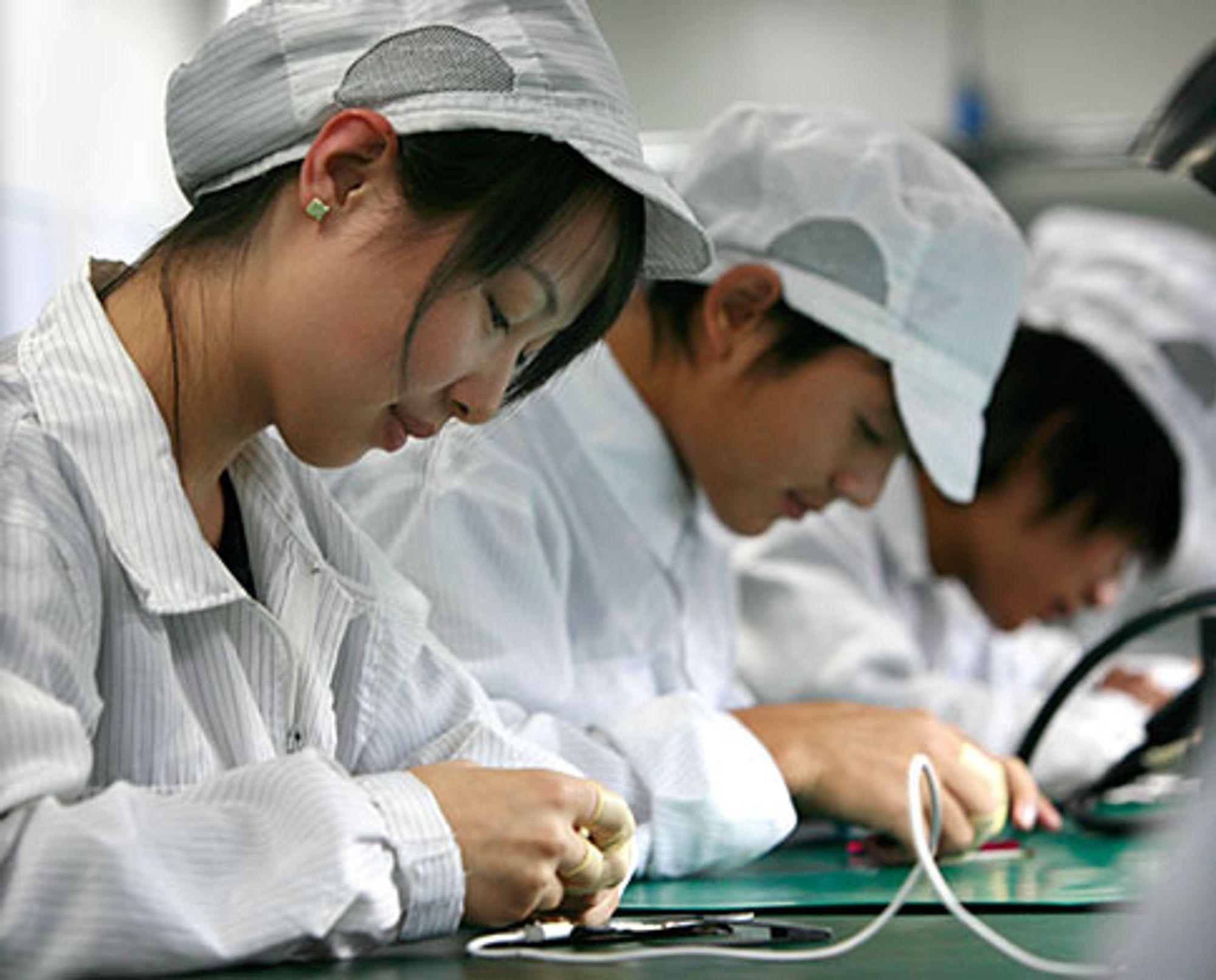 Apple tar flere grep for å verne om rettighetene til arbeidere i hos selskapets leverandører.
