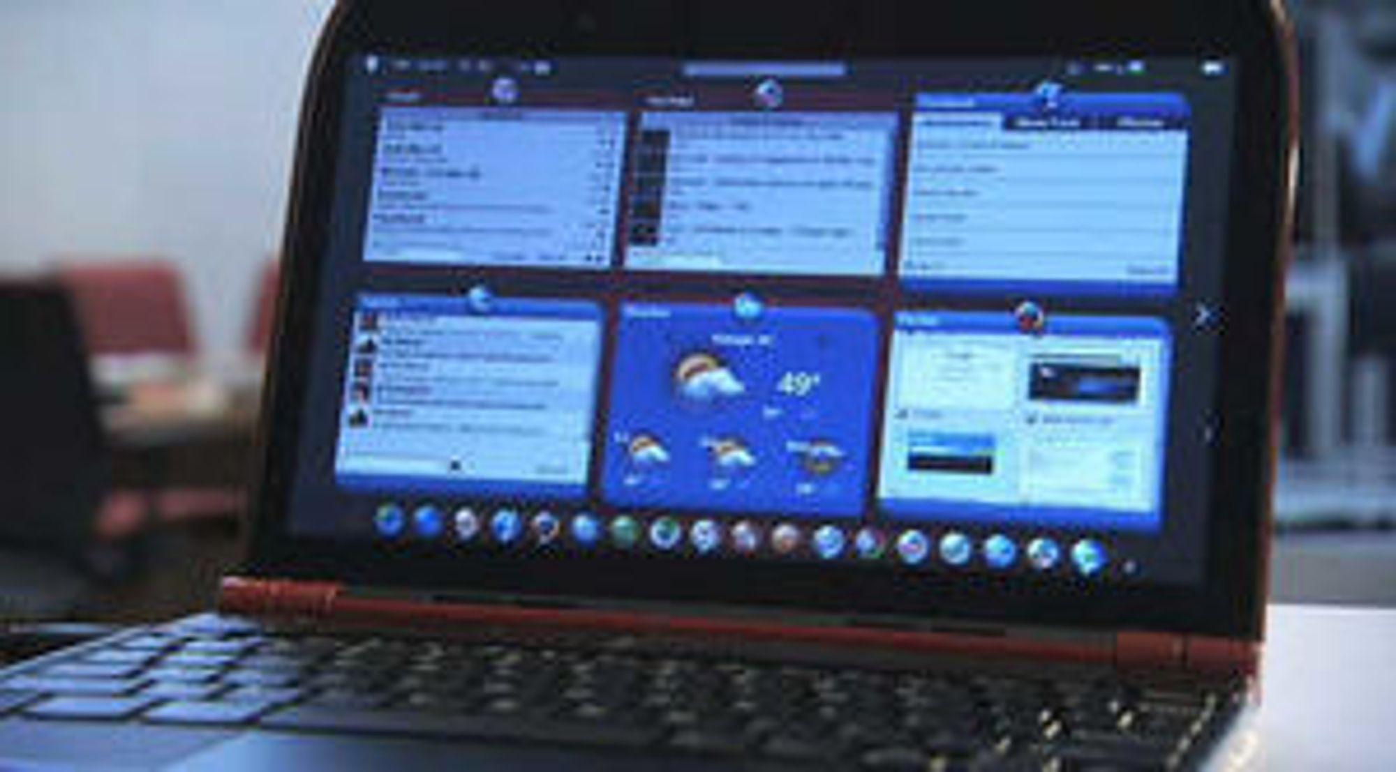Lenovo Skylight er et eksempel på en smartbook.