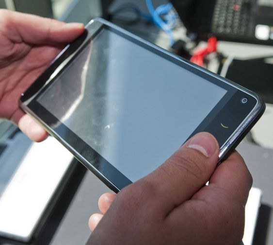 Huawei planlegger å lansere nettfjøla S7 med syv tommers skjerm i august. Den vil koste rundt 3500 kroner.