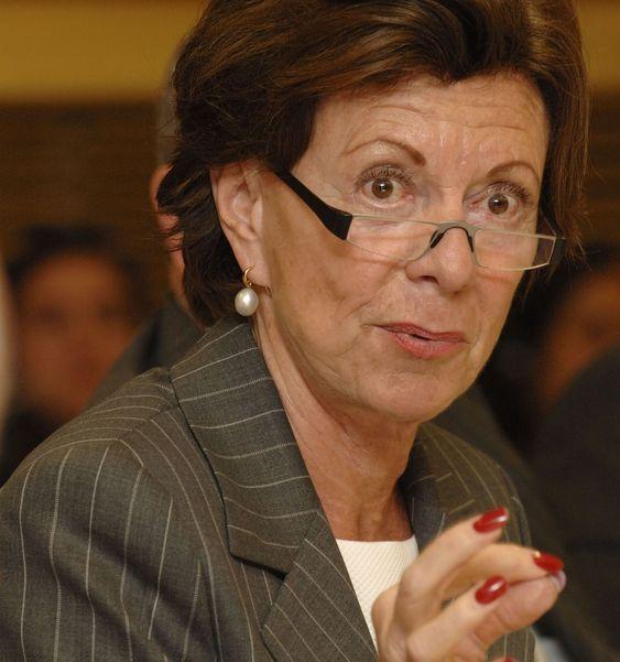 EU-kommisjonens Neelie Kroes ønsker mer konkurranse i EUs roamingmarked.