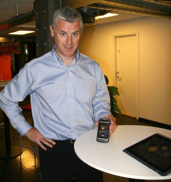 Vil sikre «alt»: markedsdirektør Con Mallen i Symantec.