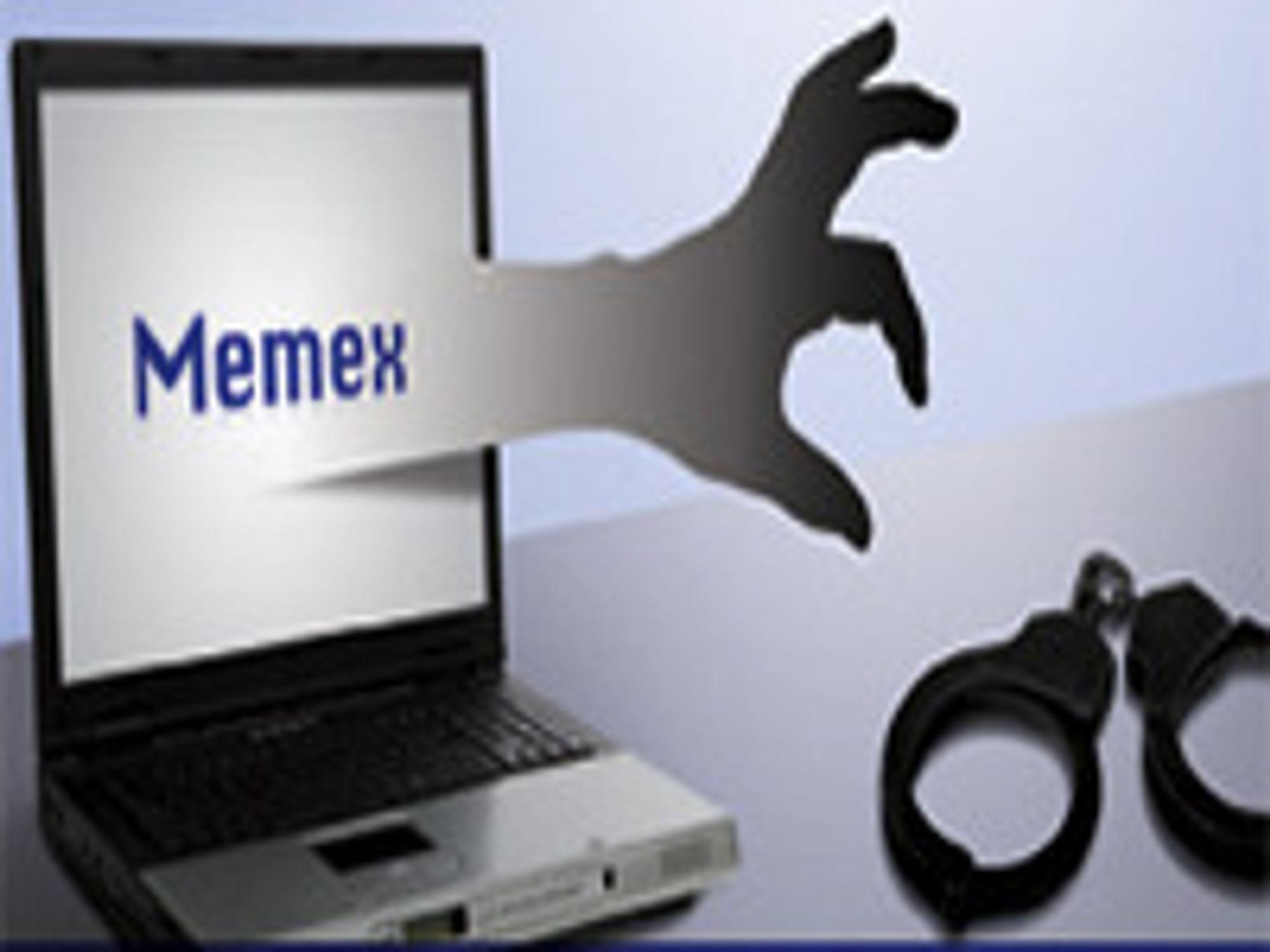 Tegningen er hentet fra Memex' nettsted.