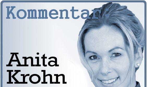 Anita Krohn Traaseth er adm. direktør i HP Norge og skriver jevnlig i digi.no.