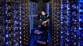 Datasentre skaper mange arbeidsplasser