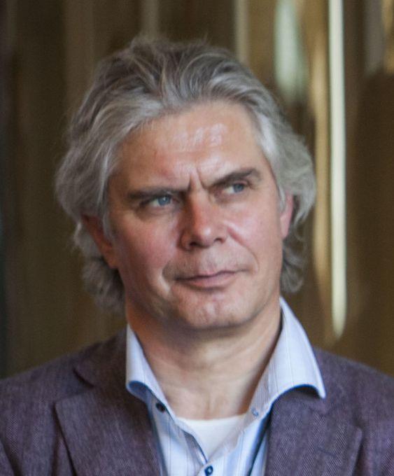 Forsker Karl Øyri.