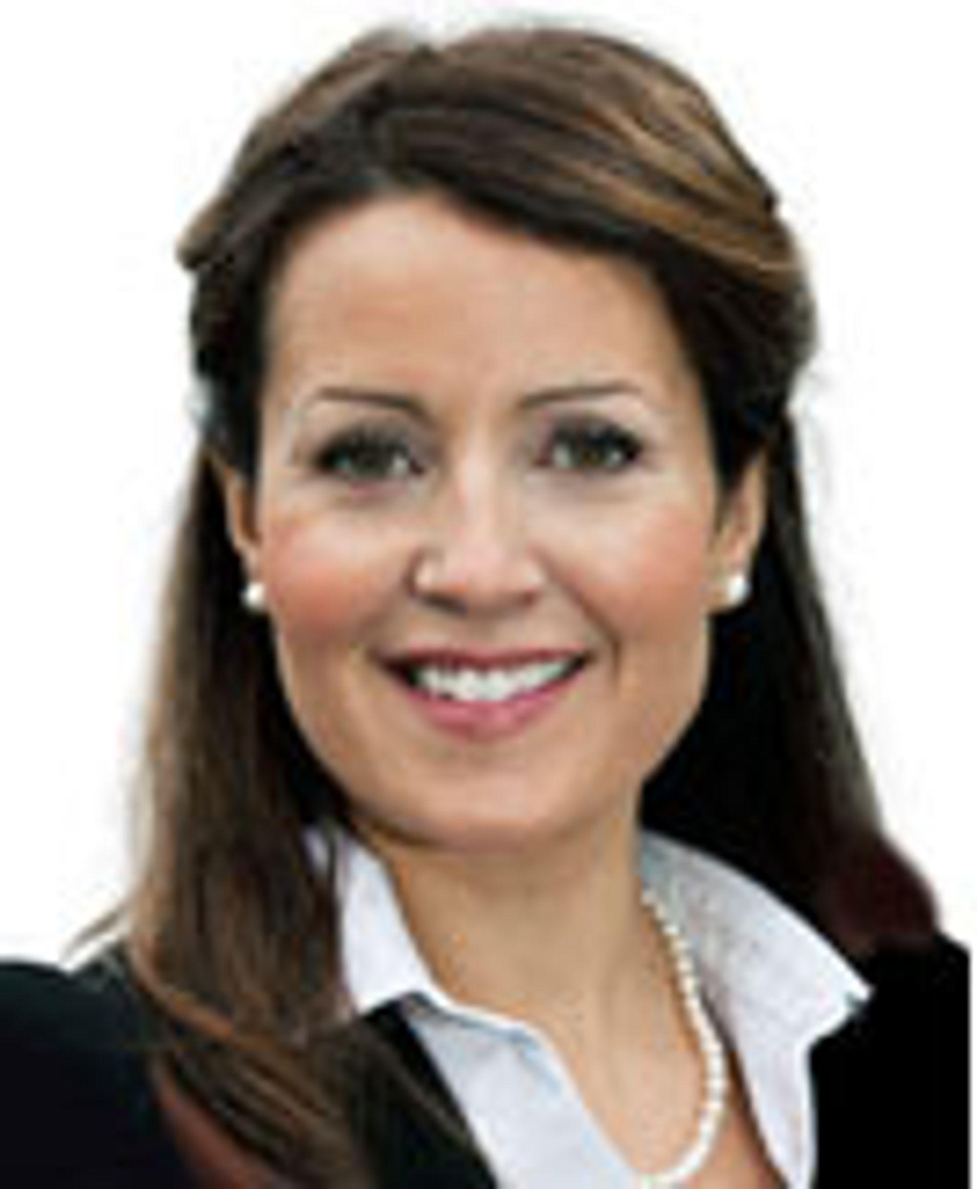 Bekrefter kutt: Graciella Garmann er direktør for marked og kommunikasjon i Logica Norge.