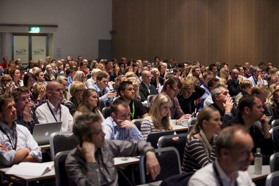 Webdagene trakk fulle hus. Konferansen ble denne uken arrangert av Netlife Research for syvende år på rad.