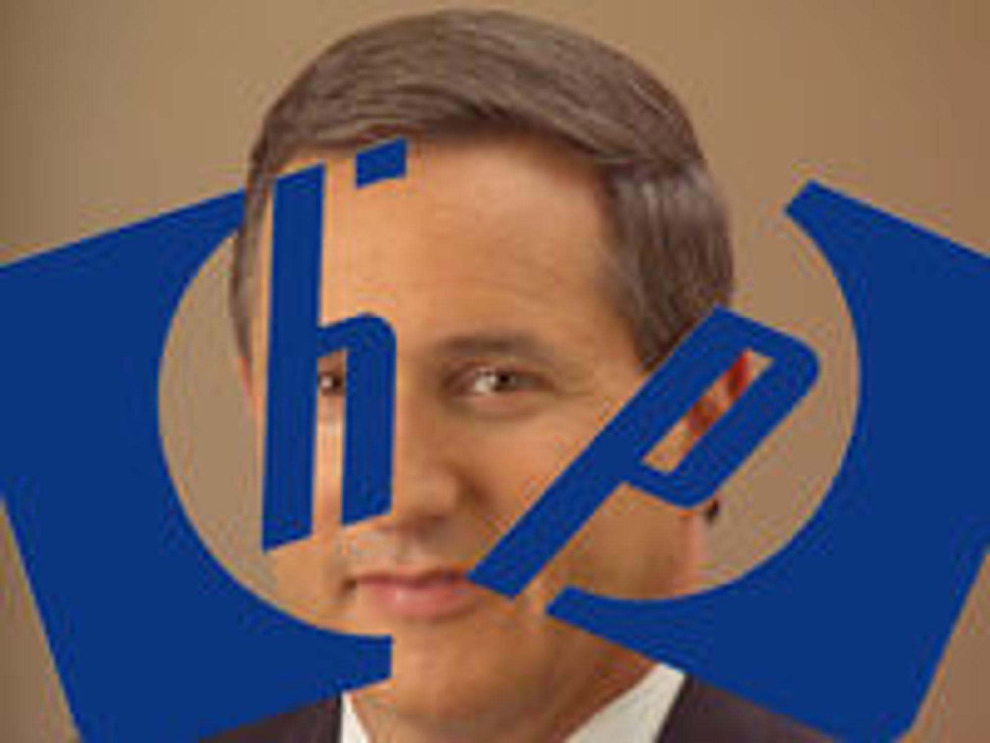 Avgangen til Mark Hurd i august 2010 etterlot sterk splittelse i HP.