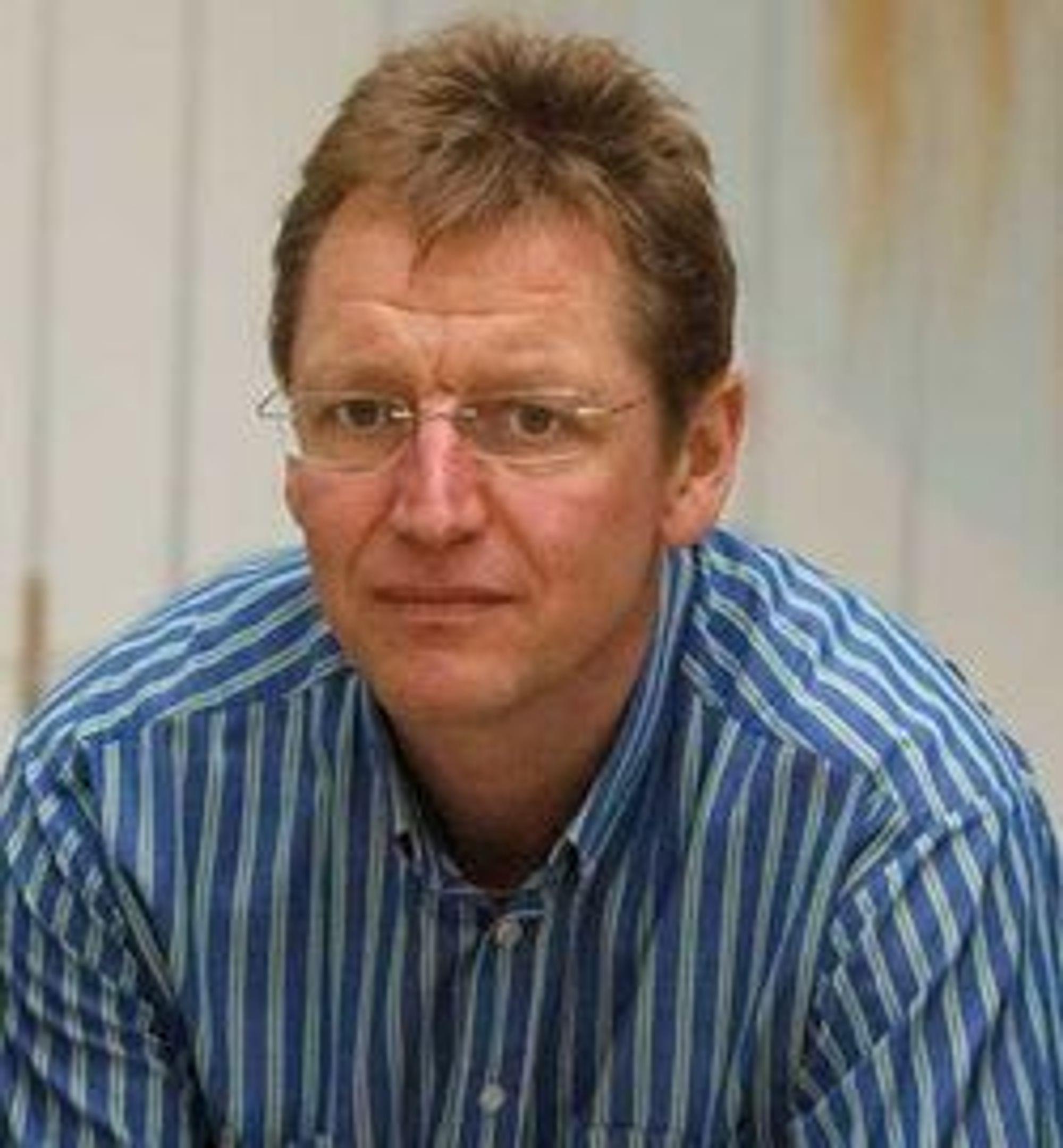 Professor Thomas Plagemann leder SET-satsingen ved Ifi.