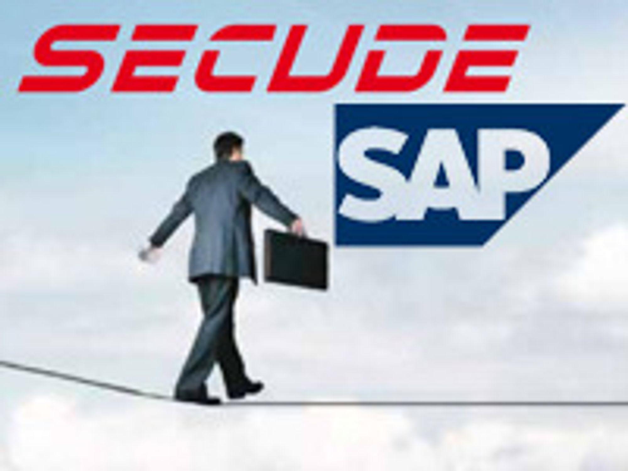 Sikkerhet i nettskyen krever stram balanse, mener SAP og Secude.