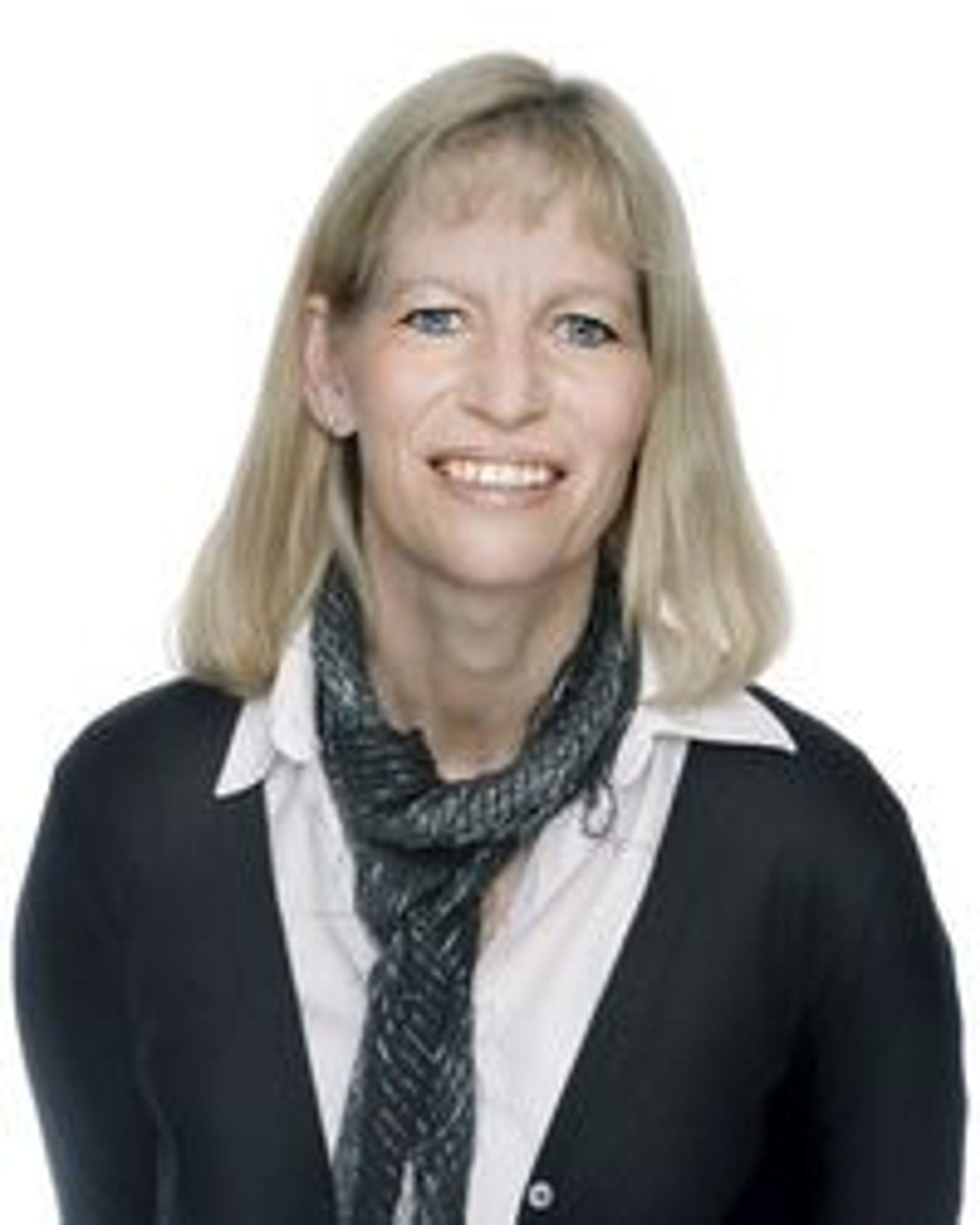 Elisabeth Gjølme, kommunikasjonsdirektør i Posten Norge.