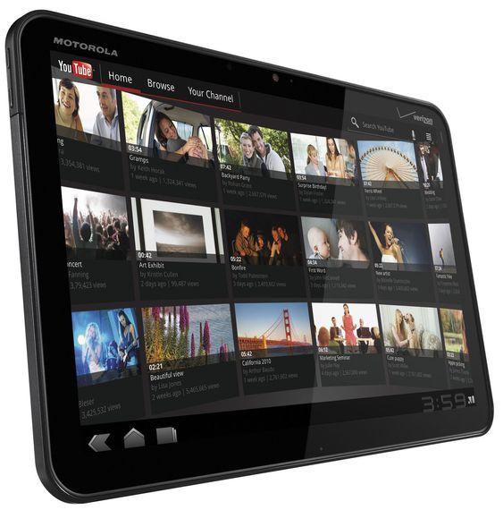 Motorola Xoom framstår som et ganske ordinært nettbrett, men blir blant de første med Android 3.0.
