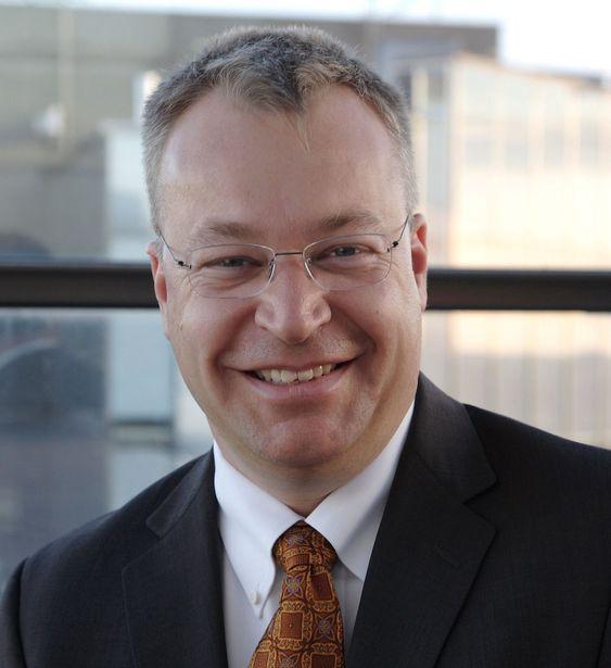 Stephen Elop, toppsjef i Nokia, har så langt ikke rukket å slukke den brennende plattformen til selskapet.