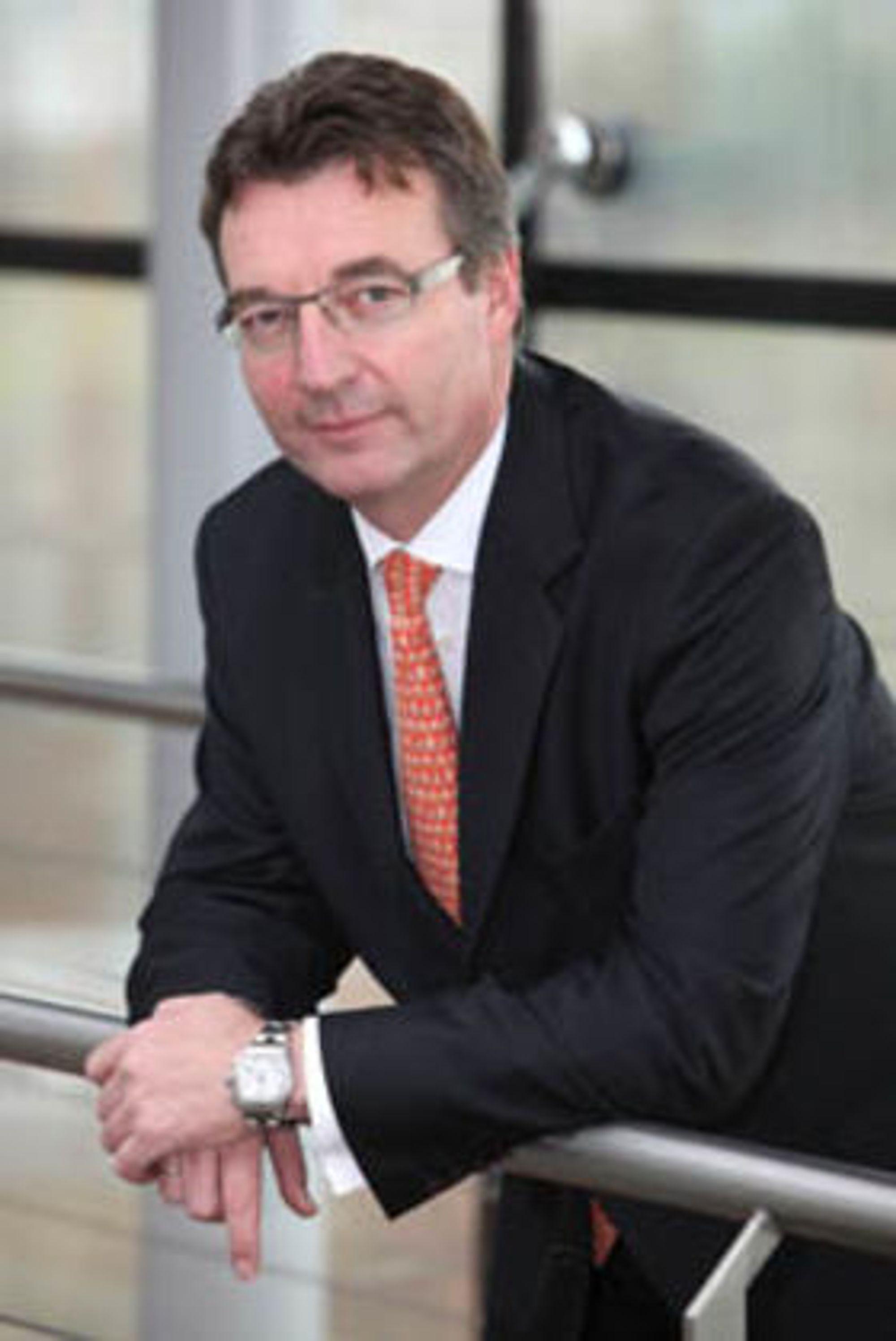 Didier Lamouche, toppsjef i ST Ericsson, presenterte i går svært dårlige nyheter til de ansatte i selskapet.
