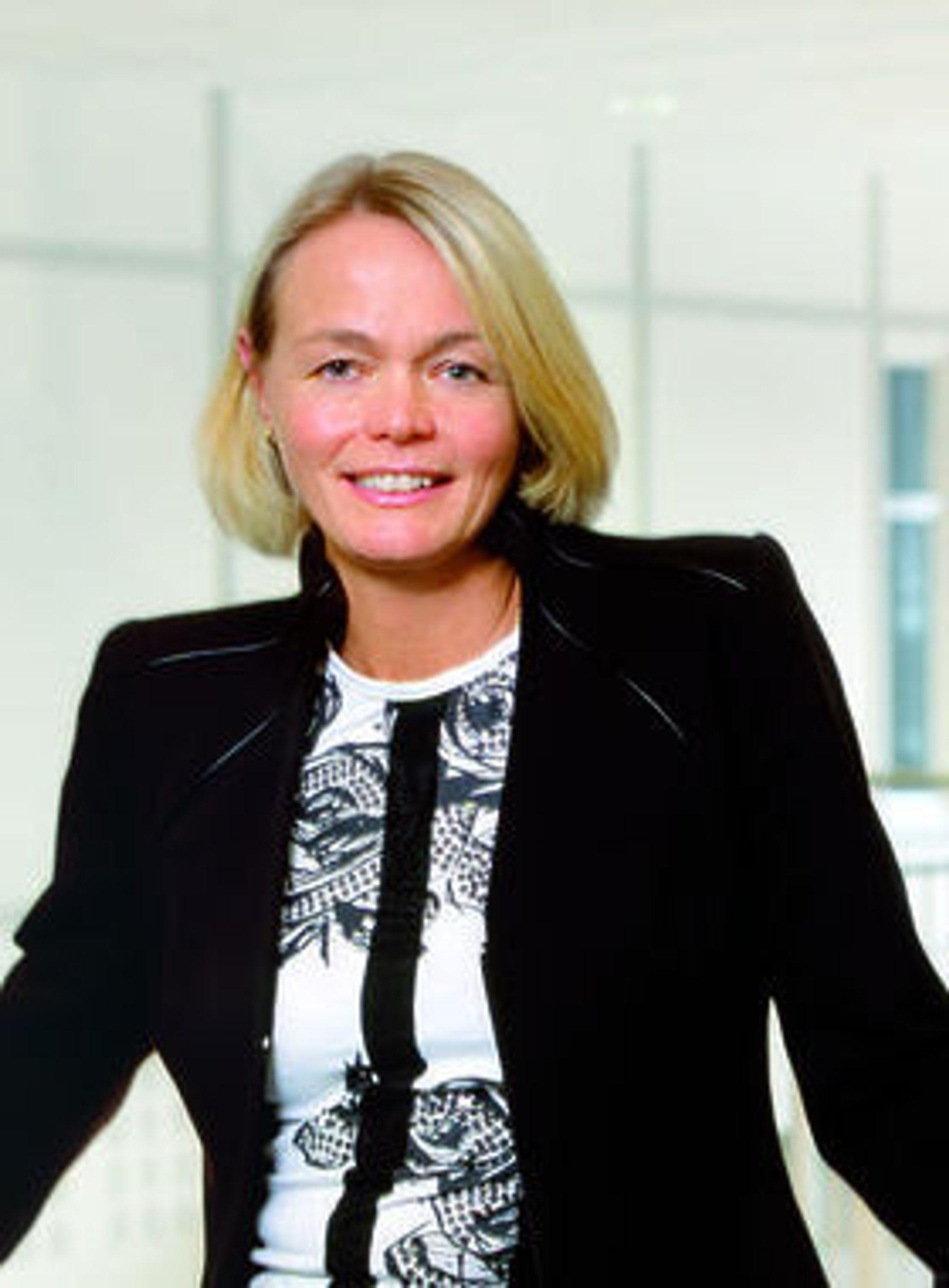 - Vi er tilbake i vår normalt gode utvikling, og har lagt bak oss et sterkt år, sier konsernsjef Grethe Viksaas i Basefarm.