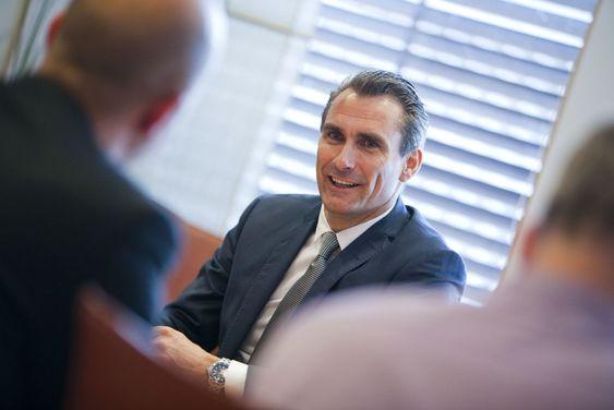 Thomas Jacobsen, direktør for borgerservice i København kommune, fikk 70 prosent av søknadene om pensjon via digitale kanaler.