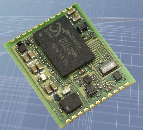 GPS-mottakeren Vincotech A1080-A51