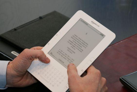 Amazon vil la Kindle-eiere låne bøker istedet for å kjøpe.