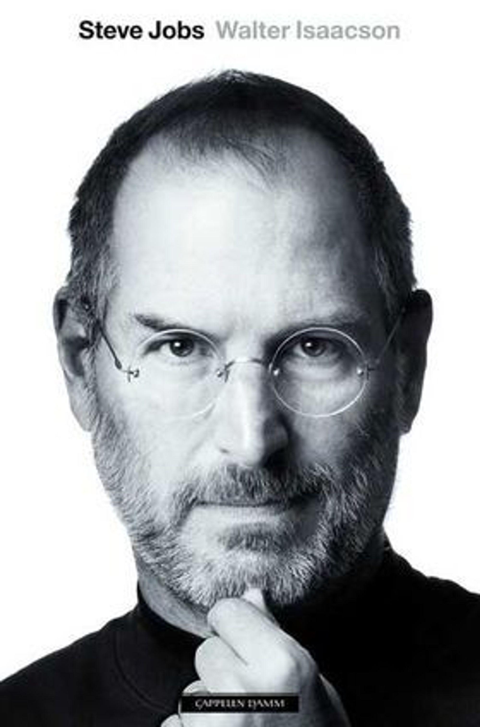 Walter Isaacsons biografi om Steve Jobs er lesverdig, mener digi.nos redaktør Sigvald Sveinbjørnsson.