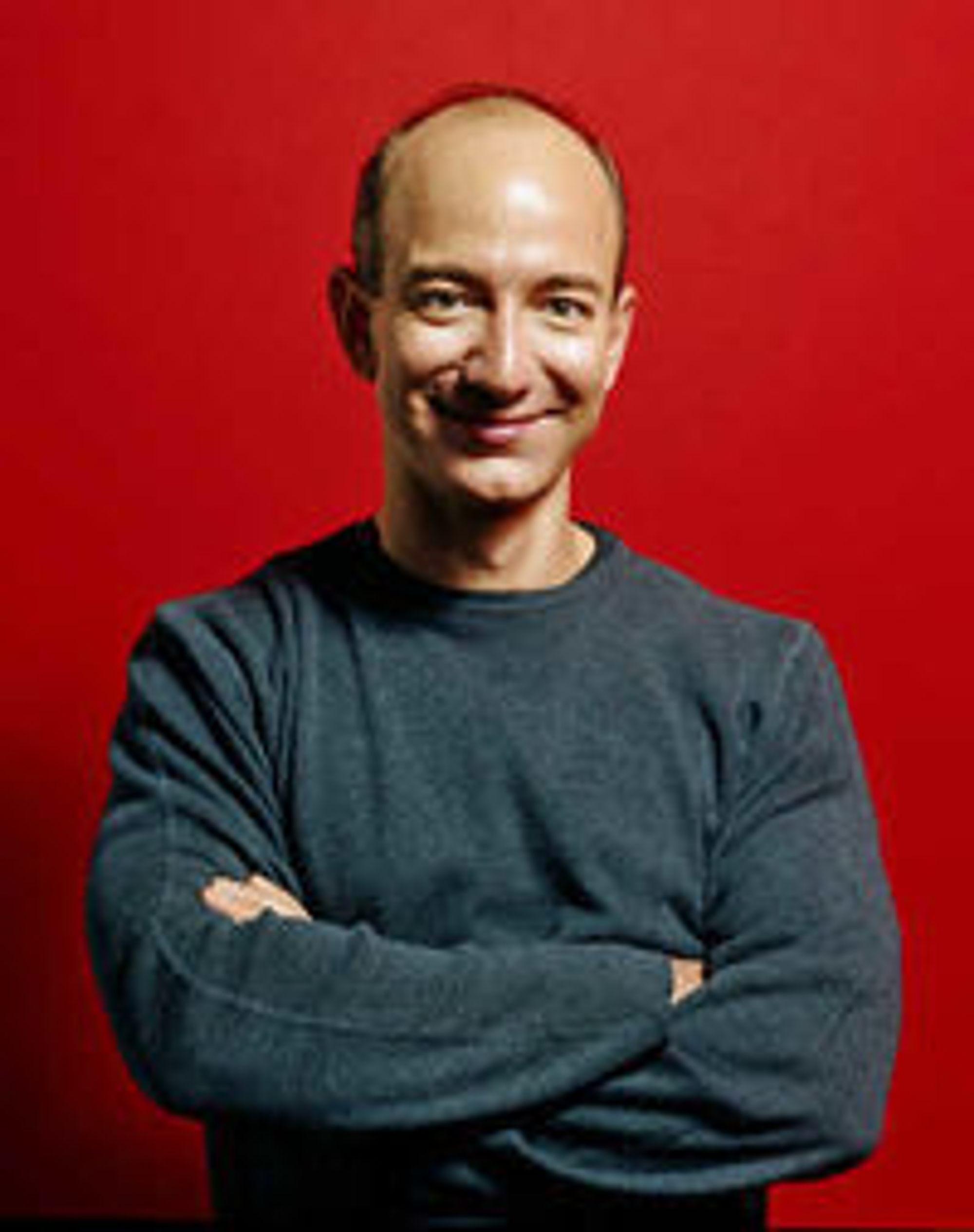 Jeff Bezos, Amazons grunnlegger og toppsjef, åpnet lommeboken i tredje kvartal.