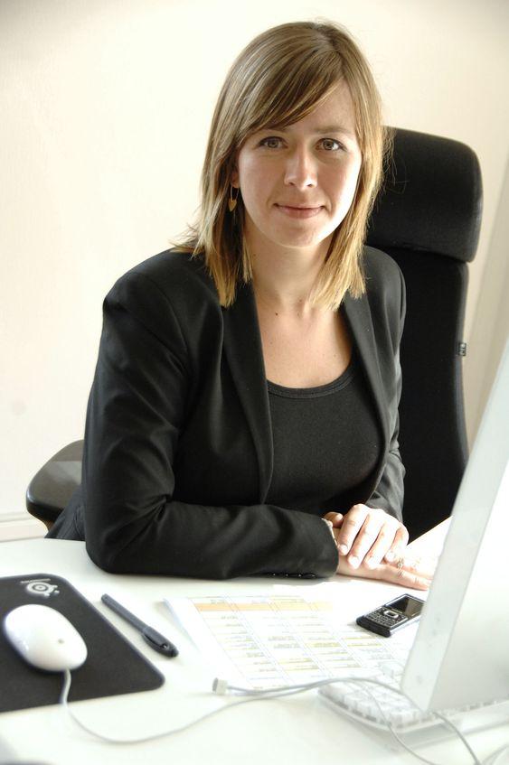 Heidi Arnesen Austlid, direktør for samfunnskontakt i IKT-Norge.