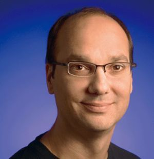 Andy Rubin, Googles Android-sjef.