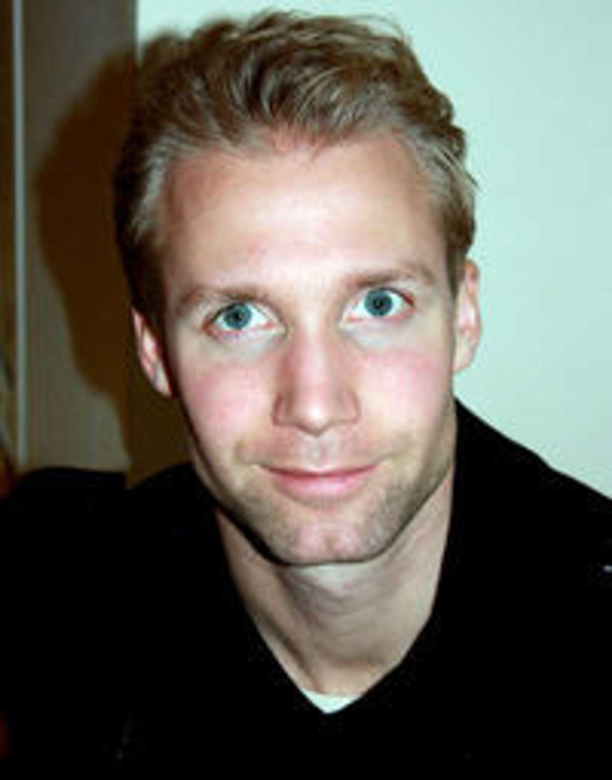 Gir bort kompetanseløft: Thomas Schibbye er direktør for rekruttering og bemanning i Glasspaper.