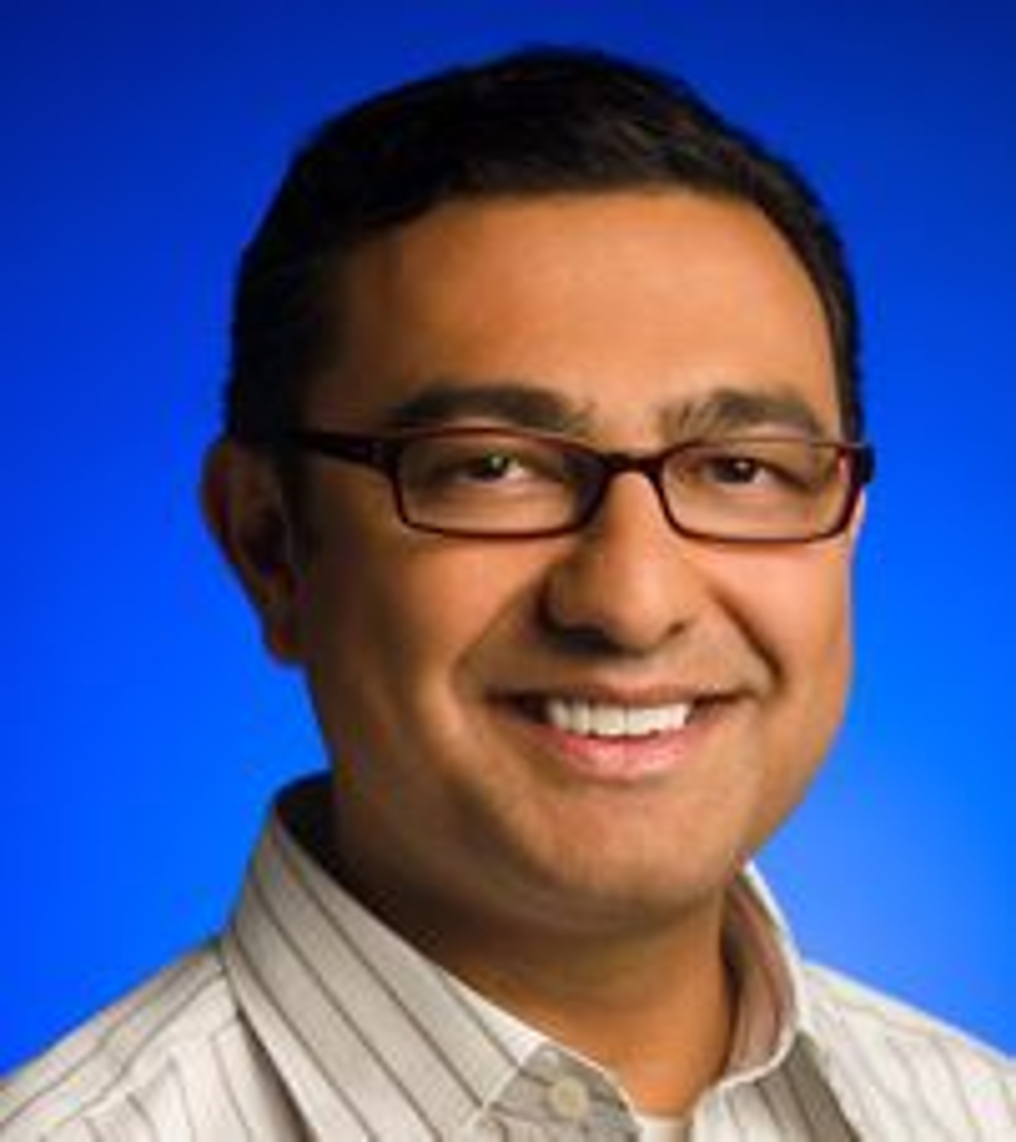 Vic Gundotra er visepresident for teknologi og sosiale tjenester i Google.