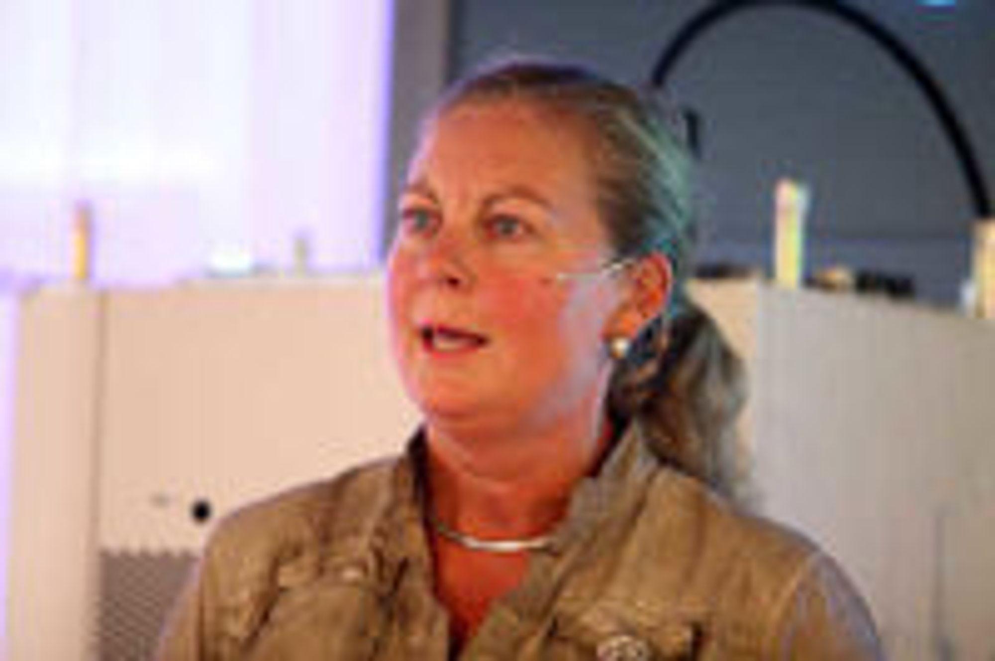 Berit Svendsen er tilbake i Telenor-ledelsen igjen. Hun var også tidligere i Telenors konsernledelse men forsvant ut i 2008 og ble satt til å lede Telenor-eide Conax.