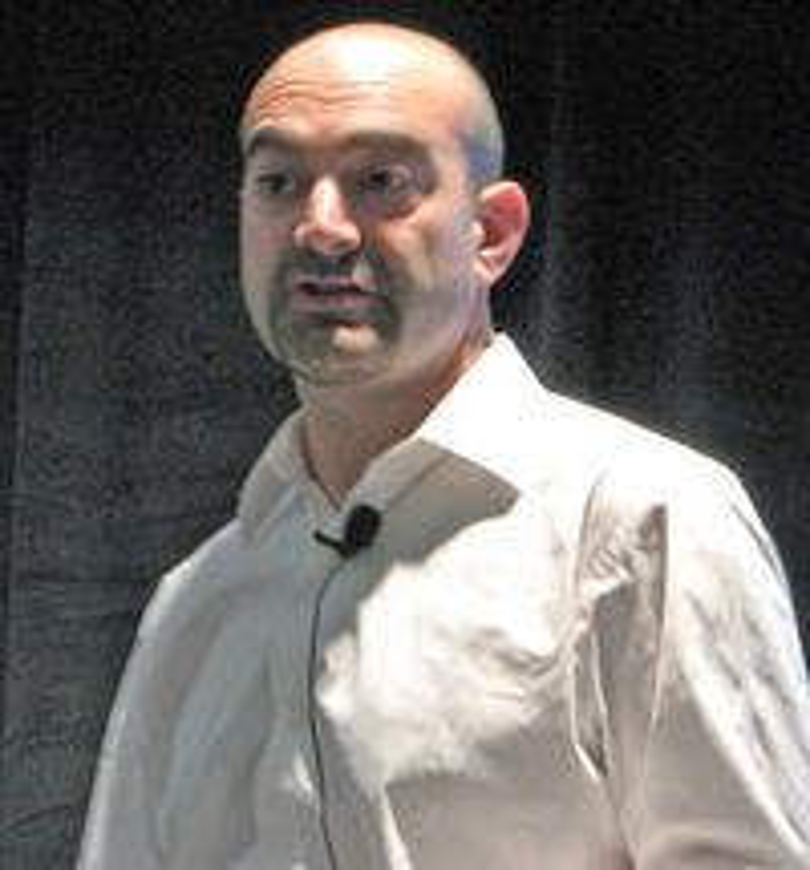 Jamin Spitzer i Microsoft