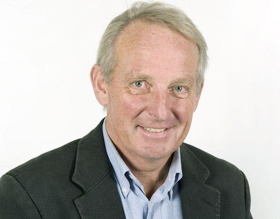 Åge Hadler, informasjonssjef Statens kartverk.