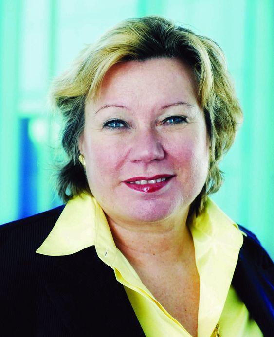 Trine Tveter, administrerende direktør i Standard Norge