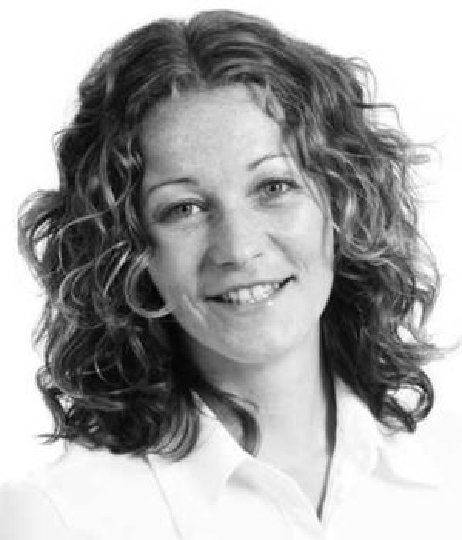 Margrethe Gleditsch, daglig leder i Redpill Linpro AS.