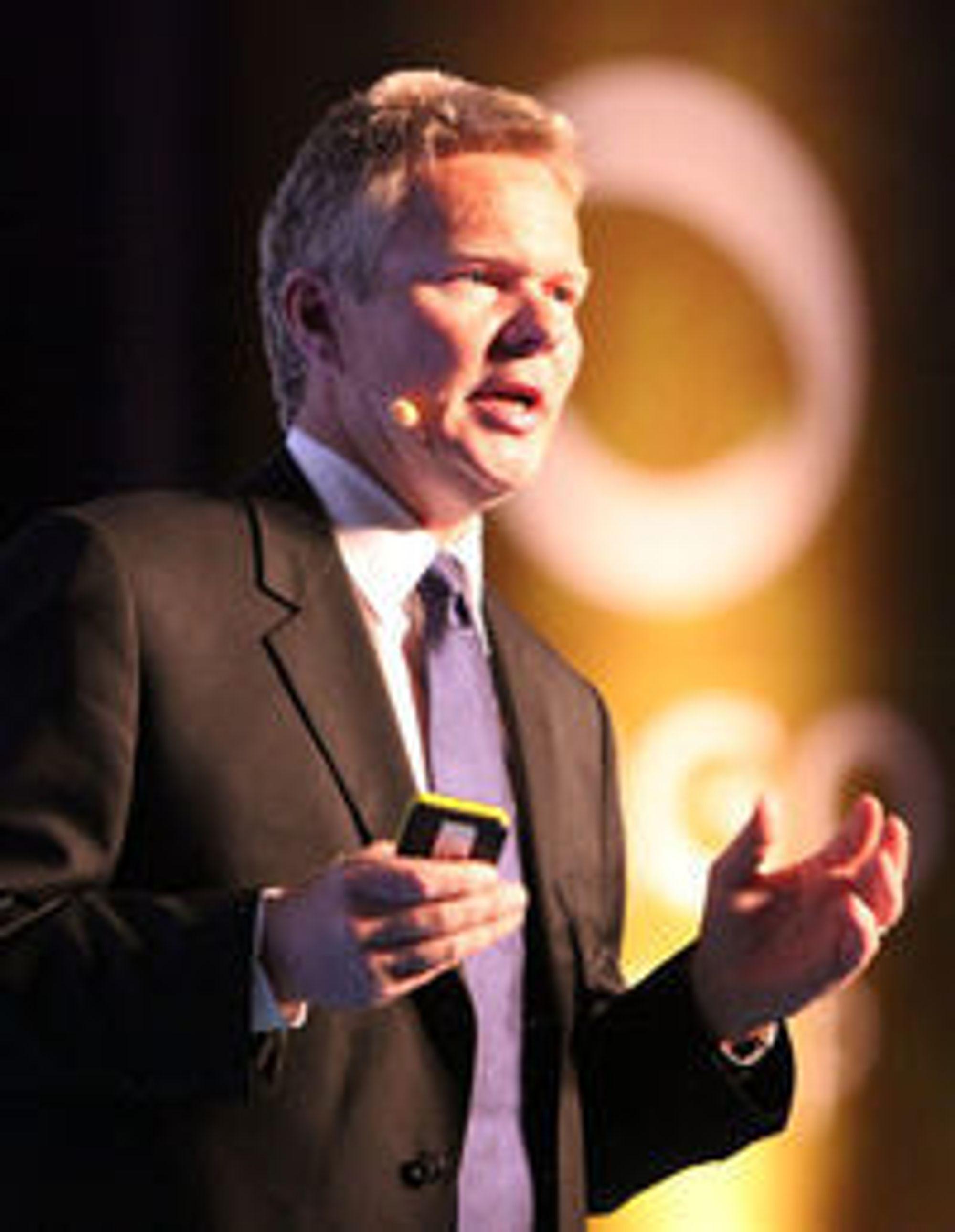 Veien tilbake til tilfredsstillende lønnsomhet i den norske driftsvirksomheten vil ta tid, advarer Ergogroup-sjef Terje Mjøs.