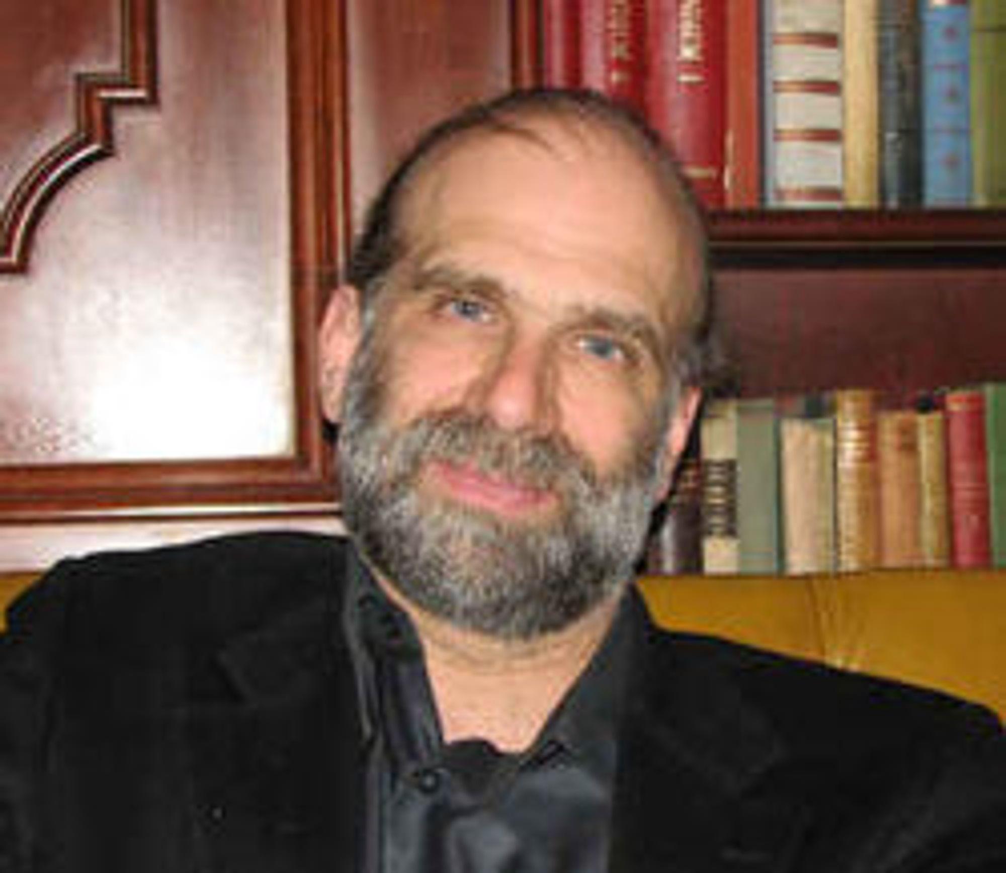 Sikkerhetseksperten Bruce Schneier har besøkt Norge flere ganger.