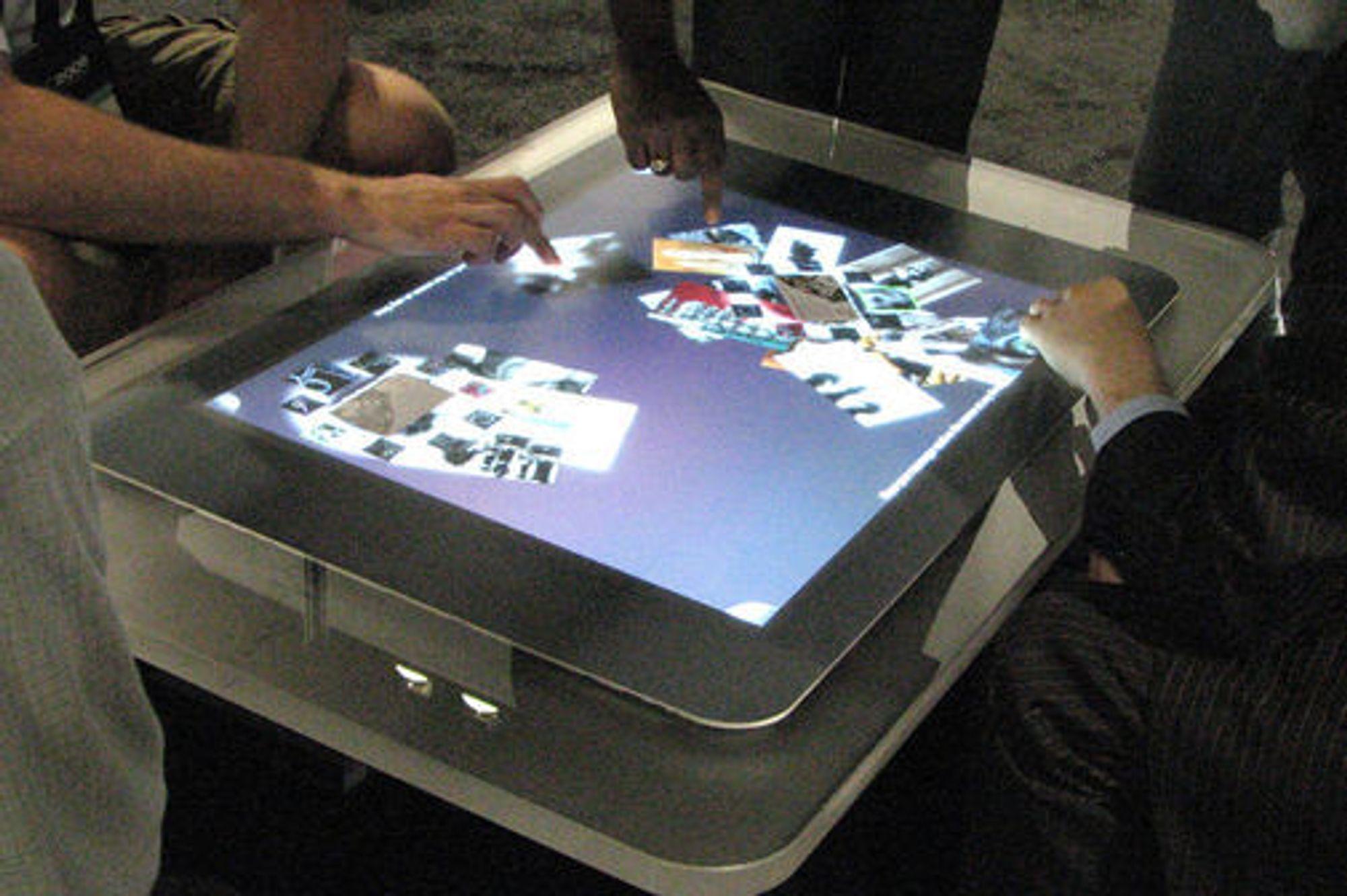 Mange PDC-deltakere testet Microsoft Surface