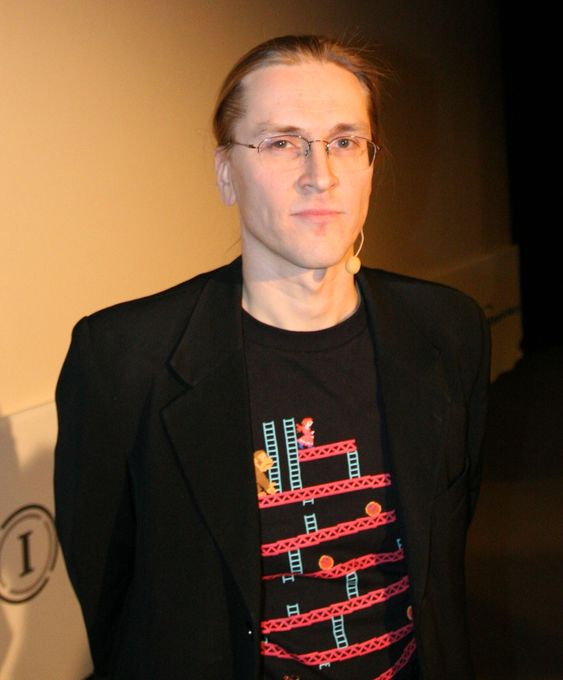 Sikkerhetseksperten Mikko Hyppönen i F-Secure.