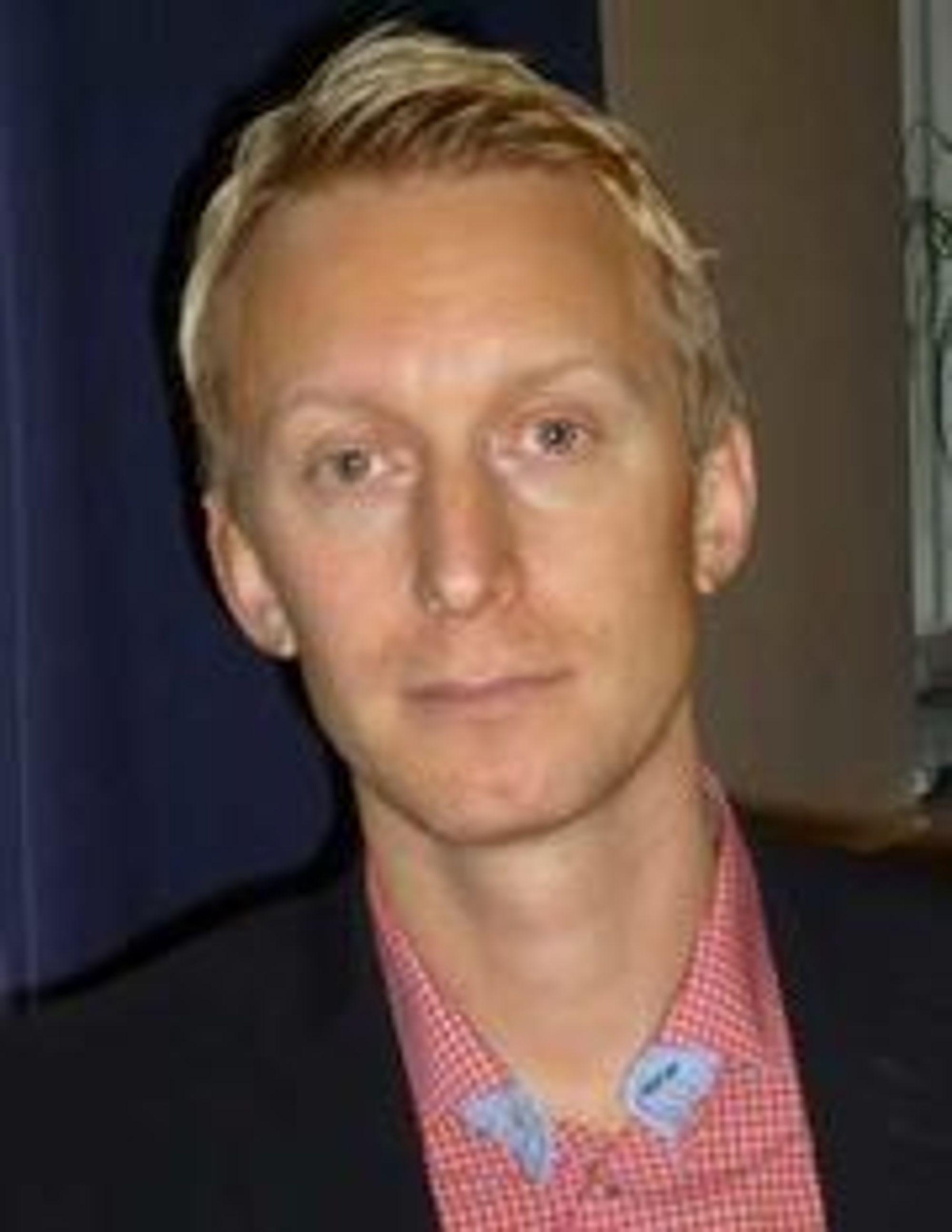 Facebook åpner nå kontor i Norden. Salgssjef Martin Ingemansson skal lede virksomheten fra Stockholm.