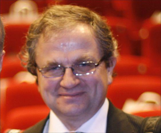 Tror ikke Linux er veien å gå for sikker nettbank: senior rådgiver og sikkerhetsekspert Stein Møllerhaug i Steria.