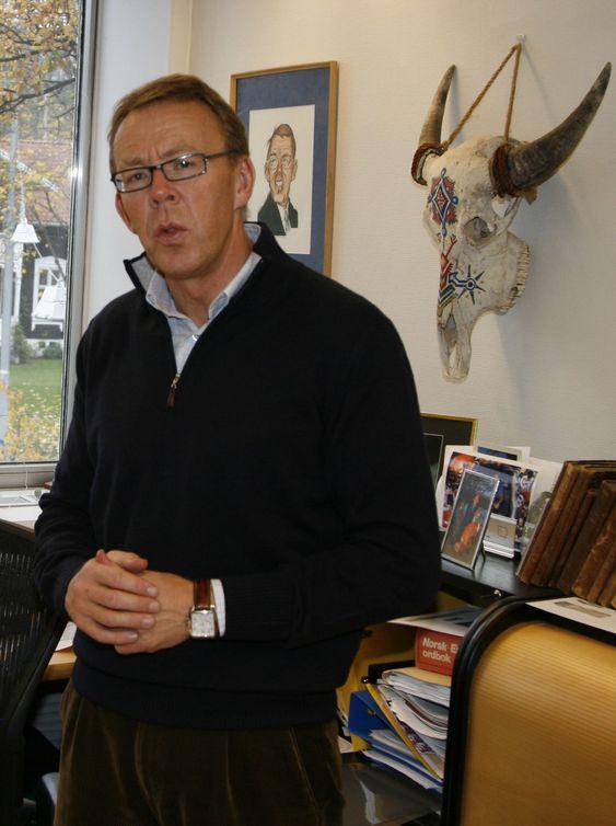 Per Morten Hoff, generalsekretær i IKT-Norge, mener utkastet til statsbudsjett for 2010 burde satset eksplisitt på IT-næringen.