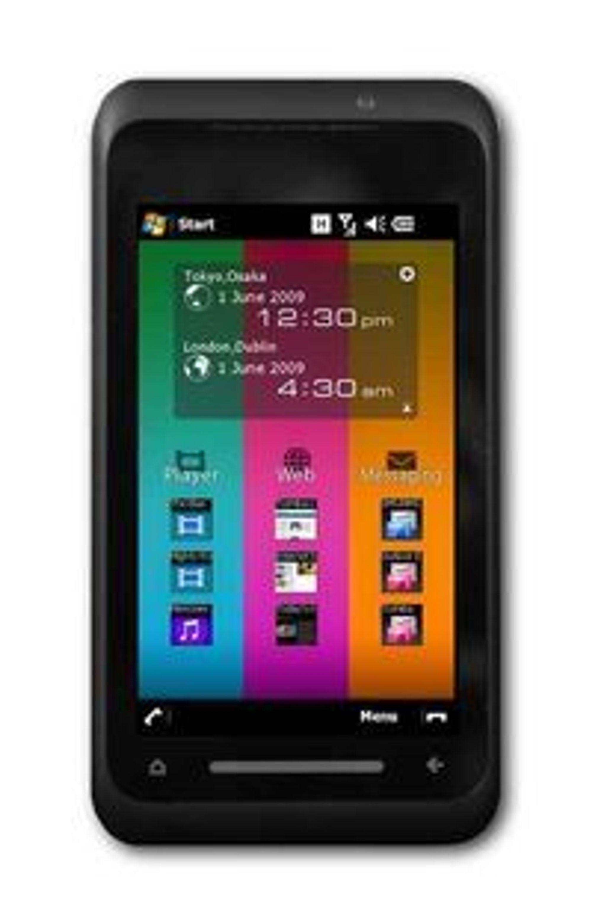 TG01 er navnet på det som trolig blir den første Toshiba-telefonen som blir solgt i Norge.