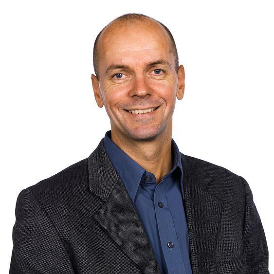 Per Eikrem, kommunikasjonsdirektør i Oslo Børs.