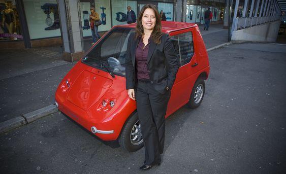 Den neste Microsoft-sjefen er miljøbevisst og kjører elbil til og fra jobben.