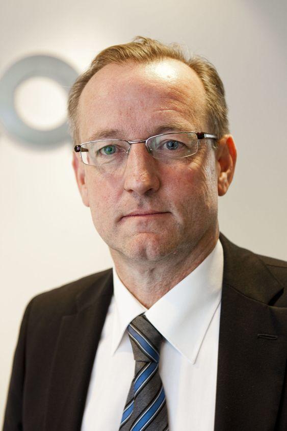 Gisle M. Eckhoff tok over sjefstolen i Logica Norge i mai.