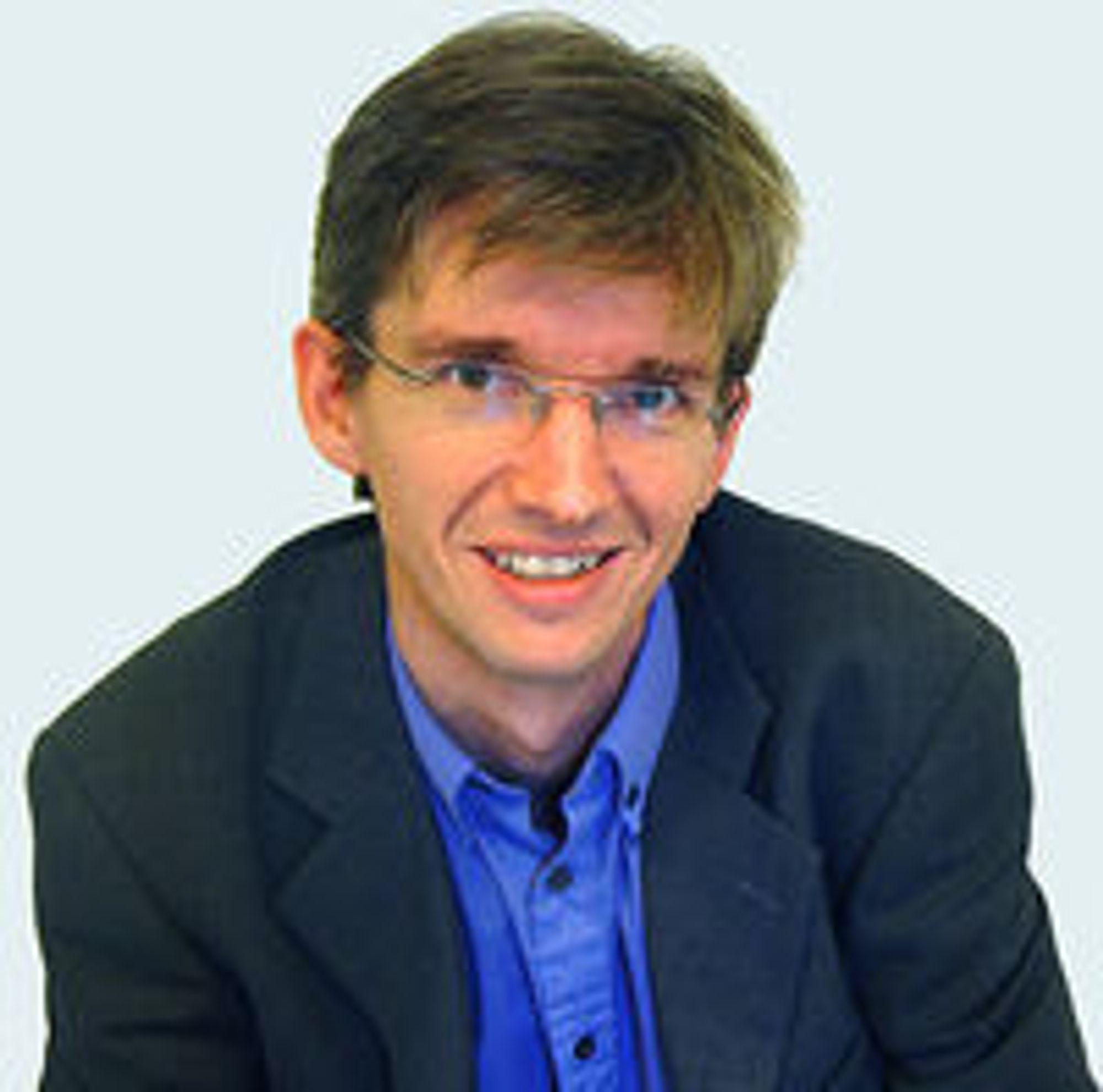 Abelia-sjef Paul Chaffey mener det legges for lite til rette for investering i kunnskap hos norske bedrifter.