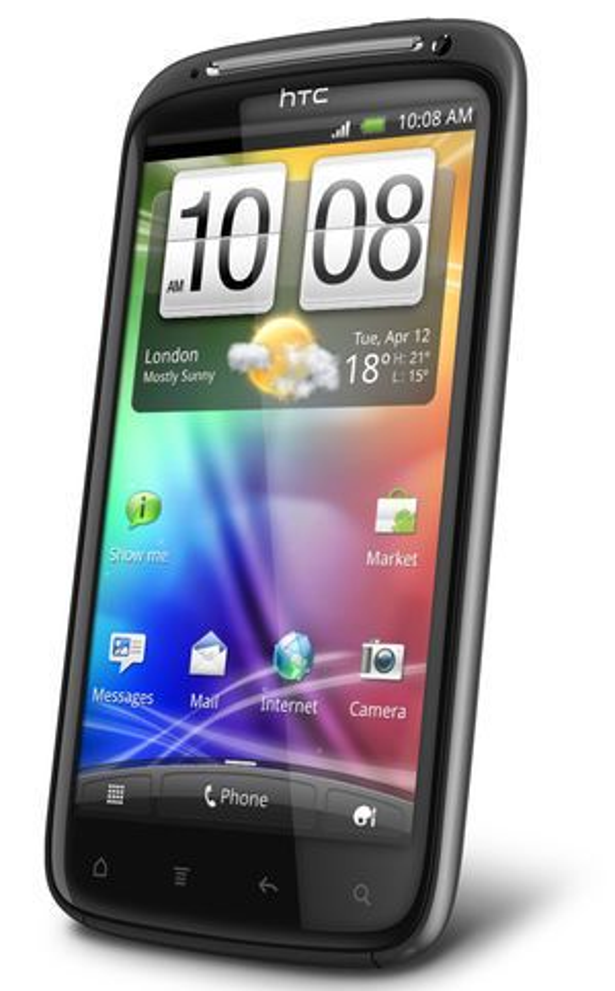 HTC Sensation er den eneste nykommeren i NetComs topp 10-liste fra juli.