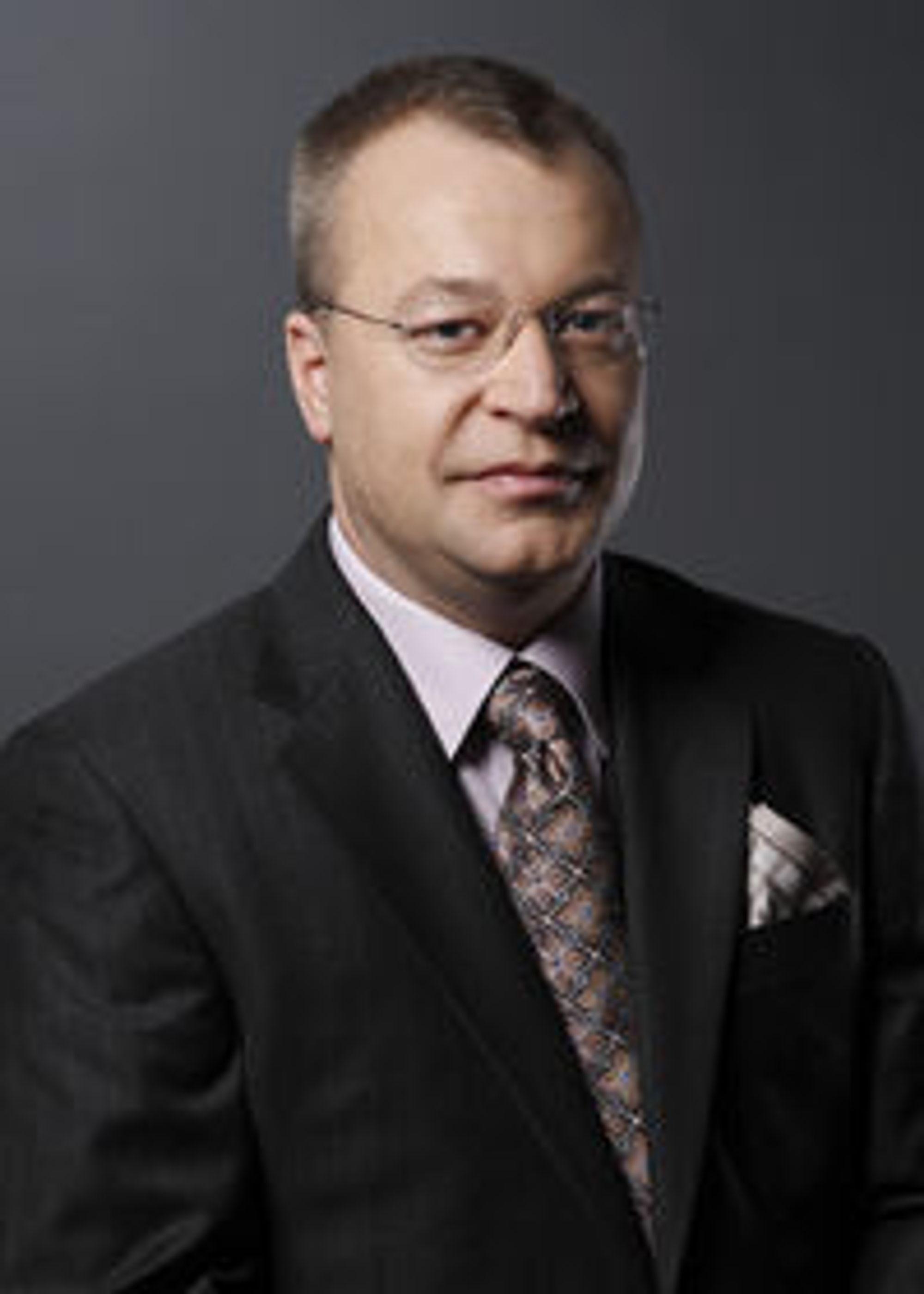 Nokias redningsmann, Stephen Elop, klarte å løfte børskursen da selskapet presenterte tall for andre kvartal.